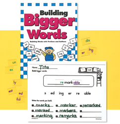 Building Bigger Words Book