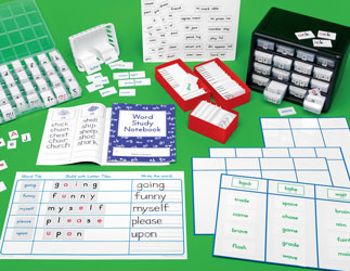 Phonics Lessons</i> Manipulative Kit: Second Grade