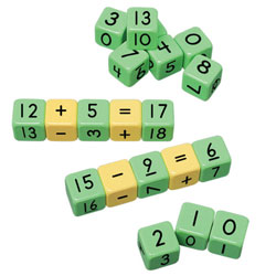 Number Cubes (20)