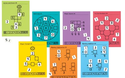 Complete Number Puzzle Pack + Tiles