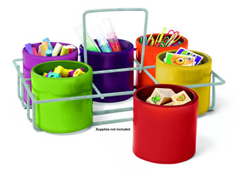 Sensational Classroom™ 6-Cup Caddy